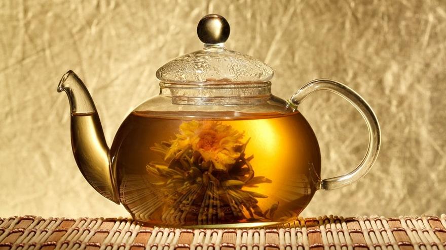 Чай лотос