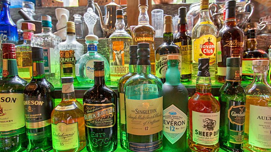 Сигареты и алкогольная продукция