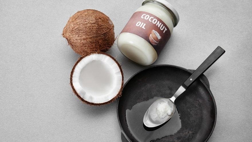 Рафинированное или не рафинированное кокосовое масло