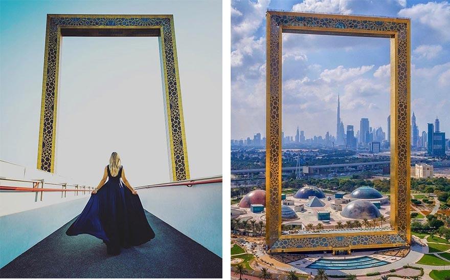 Дубай Фрейм (Dubai Frame) или Рамка в Дубае — все что нужно знать