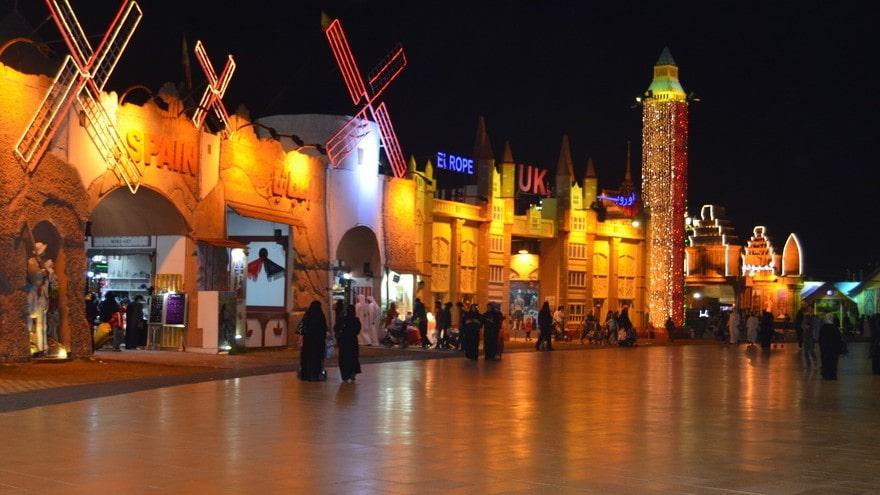 Global Village в Дубае