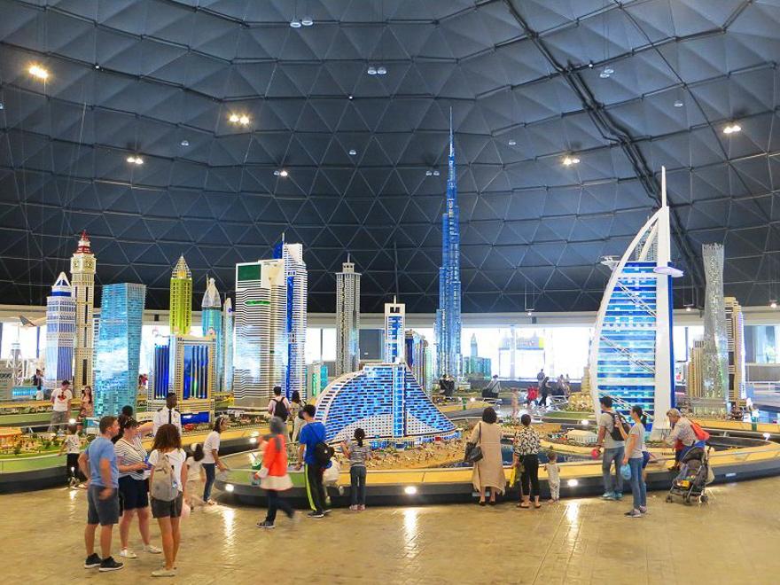 Леголенд в Дубае — стоит ли тратить время? Мои советы