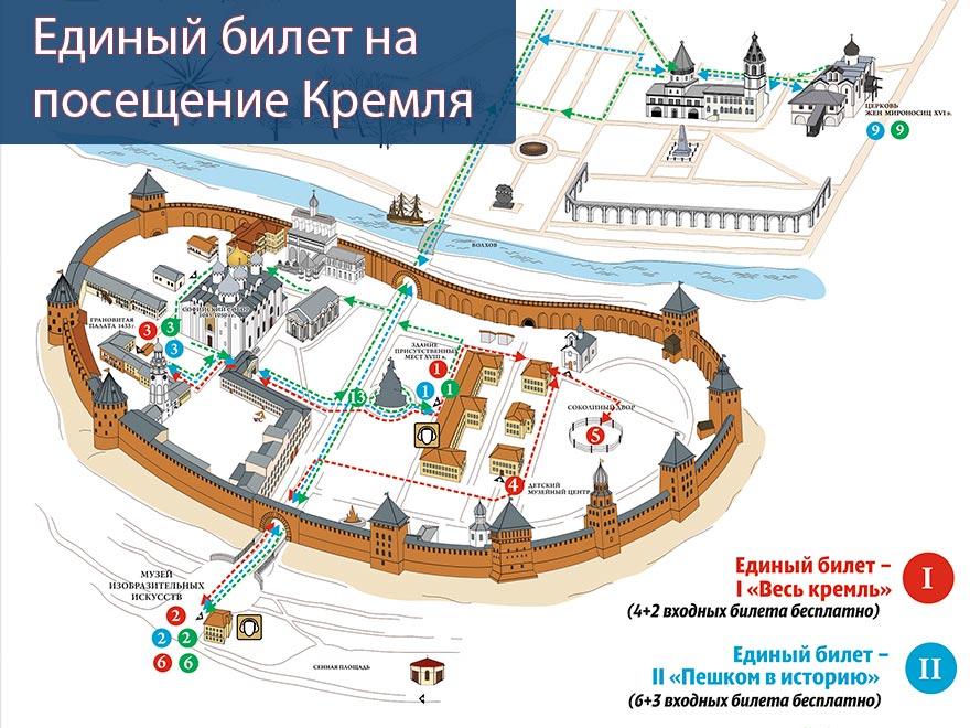 Как сэкономить до 30% на экскурсиях по Великому Новгороду