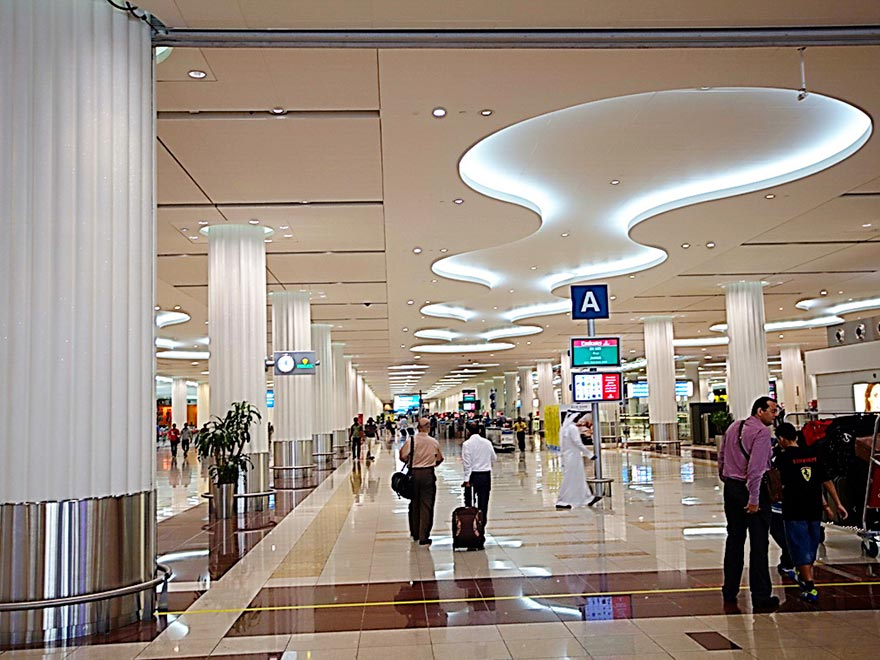Аэропорт DWC (Аль Мактум) – Dubai World Center International Airport