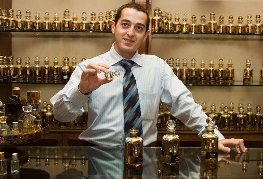 Арабские парфюмерные магазины - это нечно!