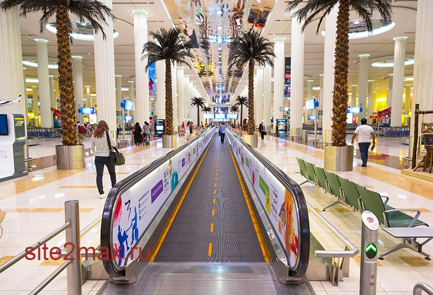 Аэропорт DXB – Dubai International Airport: советы туристам