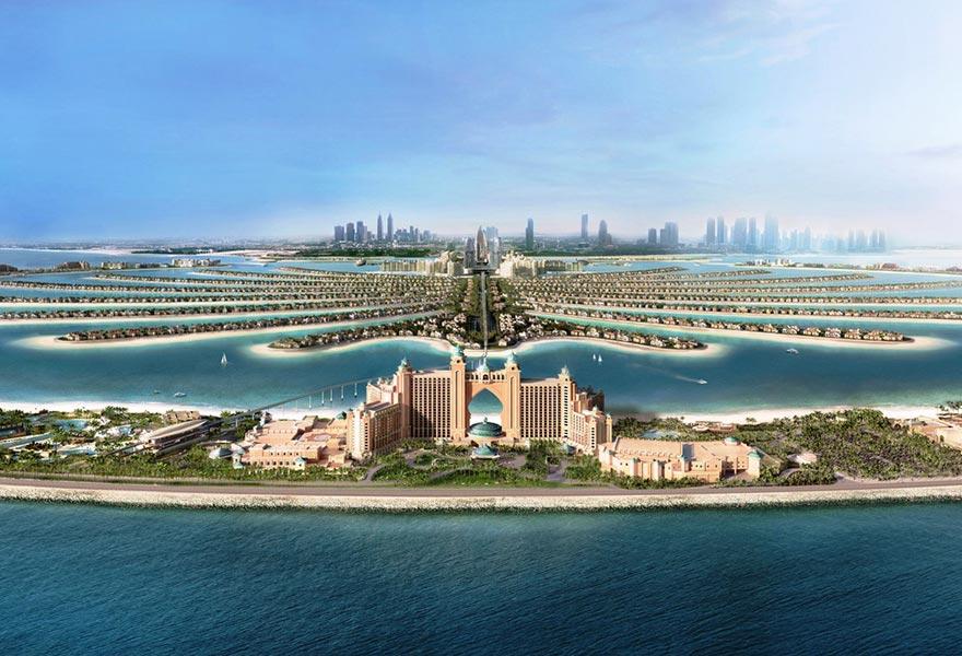 Остров пальма Джумейра в Дубай: стоит ли ехать, как добраться