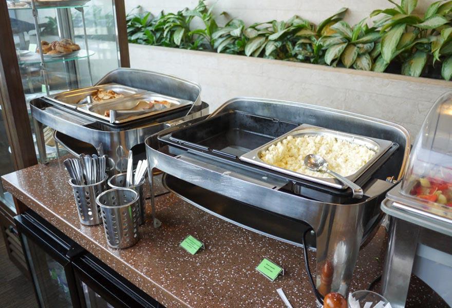 Обед в бизнес зале Шереметьево