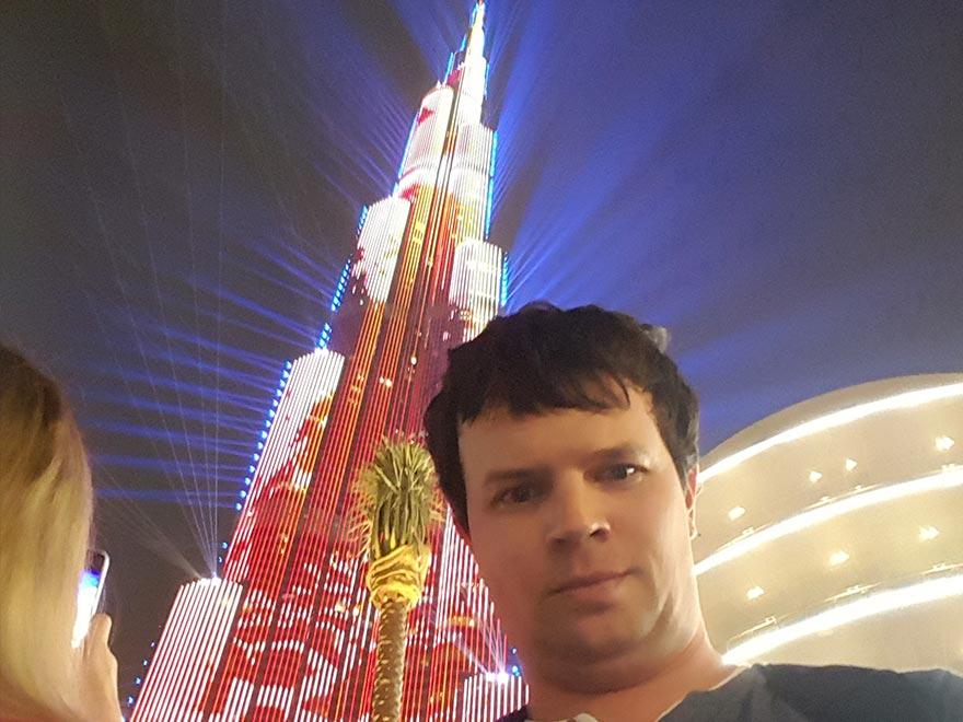 Поющие фонтаны в Дубае: видео, как добраться, где лучше смотреть