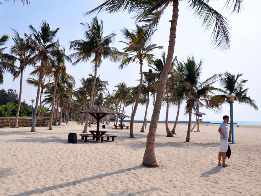 Фото Jumeirah Beach Park Dubai сделана Cap.AndrewSparrow с flickr.com