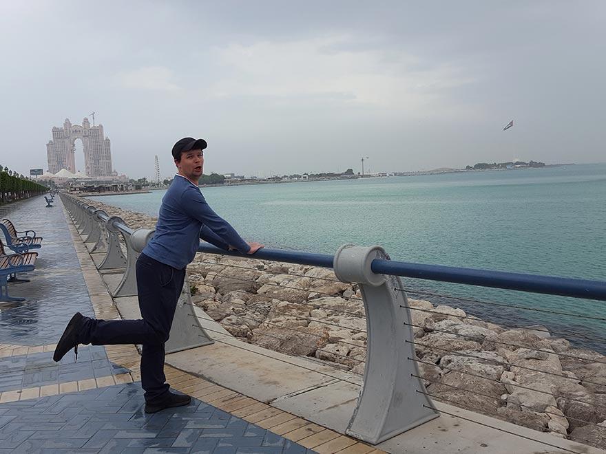 Отдых в Дубае в октябре: погода, температура воды и воздуха