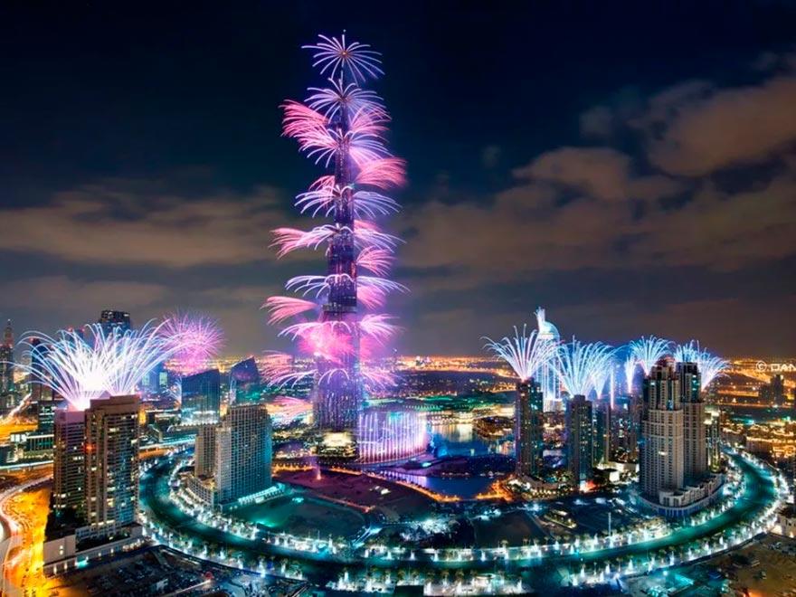 Погода и отдых в Дубае в январе: можно ли купаться, откуда лучше смотреть салют