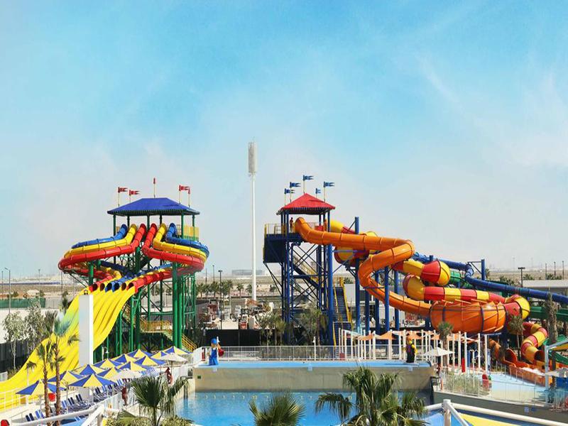 Погода и отдых в Дубае в августе