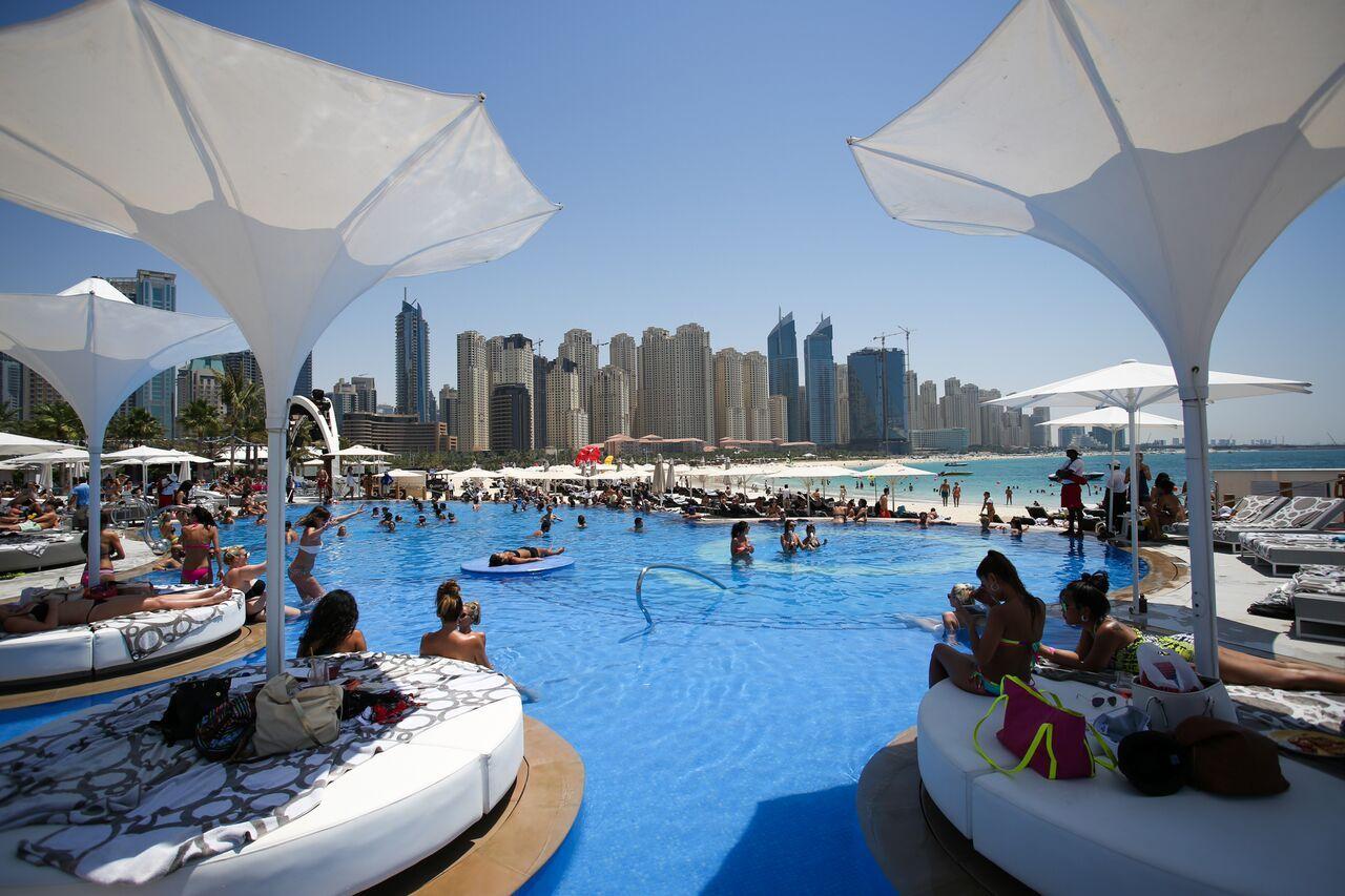 Погода и отдых в Дубае в сентябре
