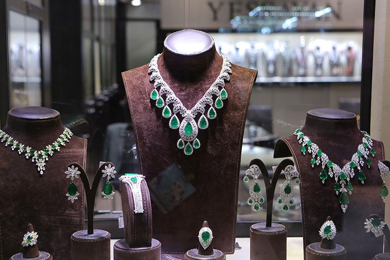 Международная выставка ювелирных украшений и драгоценностей