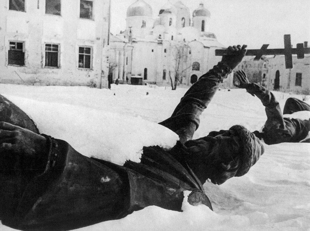 Освобождение Новгорода