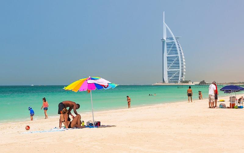 Погода и отдых в Дубае в ноябре