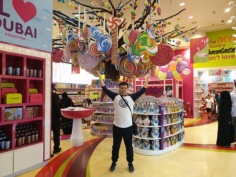 Магазин сладостей