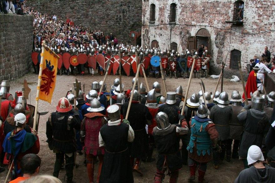 Рыцарские фестивали