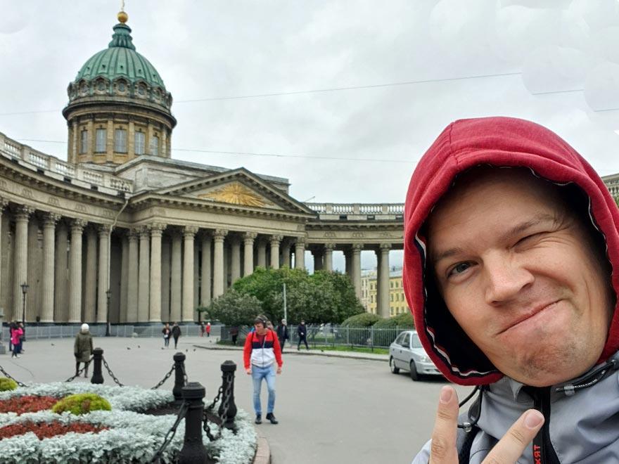Казанский собор в Санкт-Петербурге — могила Кутузова и что скрывает Колоннада