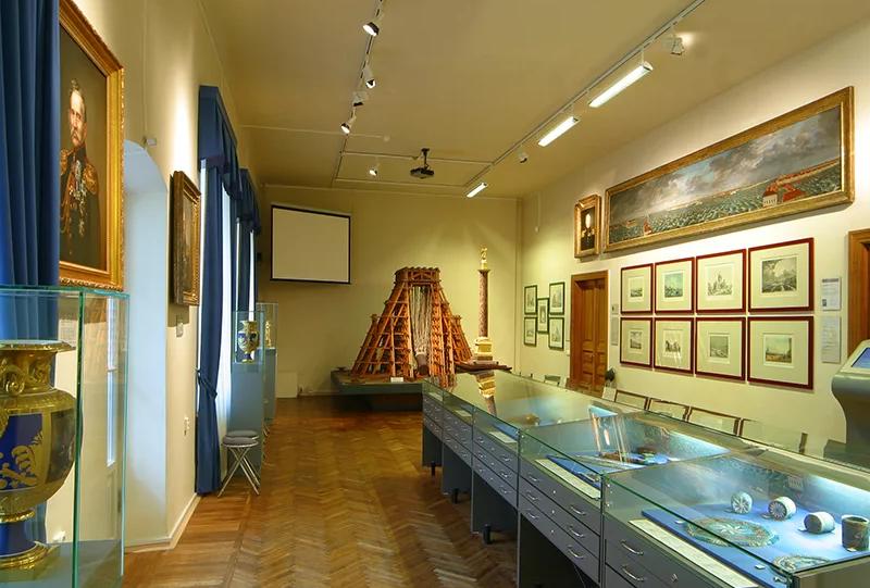 Музеи Петропавловской Крепости